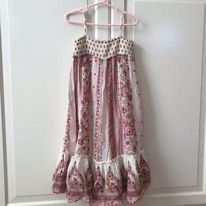 GAP pretty pink dress